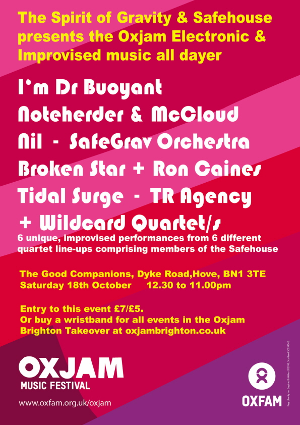 SOG & Safehouse at Oxjam